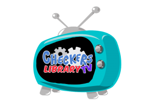 checkers_library_tv_ logo