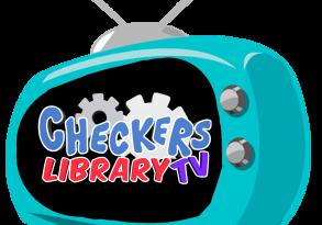 Logo for Checkers TV